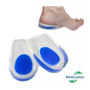 talonera, talonera de gel, Alivio de tal algias, espolón calcáneo, bursitis. tendinitis del Tendón de Aquiles.