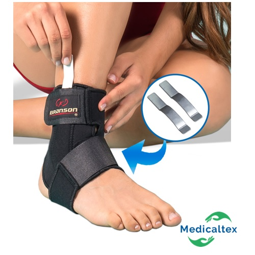 Neopreno, Tobillera, tobillo, traumatologia, esguinces, artritis, artrosis, luxaciones, o pos fractura