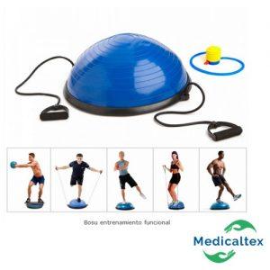 Bos, Semiesfera de Entrenamiento, Funcional Tipo Bosu - Balance Trainer, ejercicio
