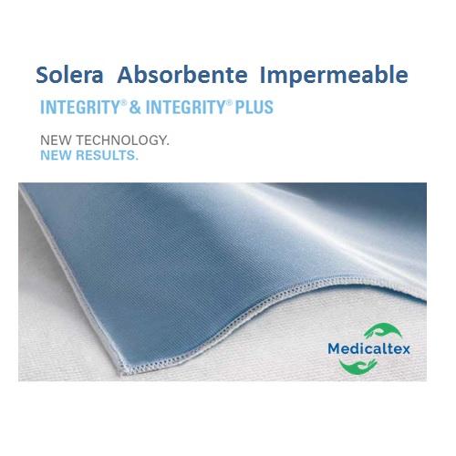 solera, solera absorbente, solera impermeable, incontinencia, cama clinica, adulto mayor, cama