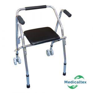 andador, andador 2 ruedas, andador con asiento, andador 2 ruedas con asiento