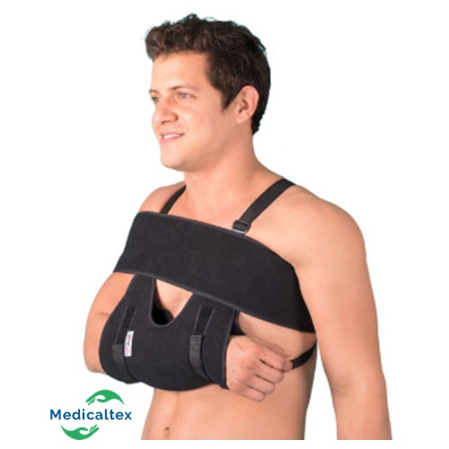 Cabestrillo con inmovilizador de hombro – Medicaltex 5d9d3f543a78