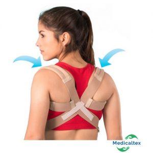 corrector de postura, postura, dolor espalda, espalda, hombros, unisex,
