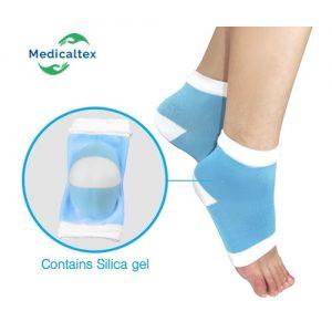 Alivio de tal algias, espolón calcáneo, bursitis. tendinitis del Tendón de Aquiles, fascitis, tobillo, talón