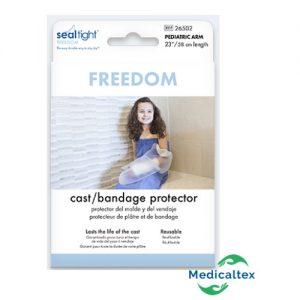 protector de yeso,pediatrico, niños, brazo, adulto, yeso, protector impermeable