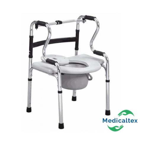 andador doble apoyo, andador, silla para ducha, silla sanitario, elevador de inodoro, ayuda en el baño, ayuda en la ducha