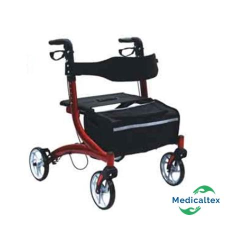 andador 4 ruedas, andador, andador estilo europeo, andador con asiento