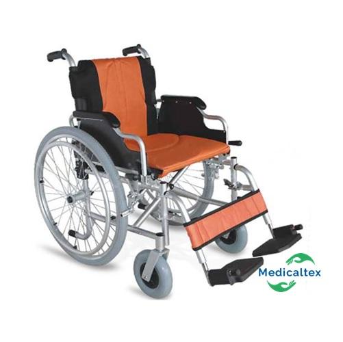 silla de ruedas, silla de ruedas acolchada, silla de ruedas de aluminio, silla de ruedas desmontable
